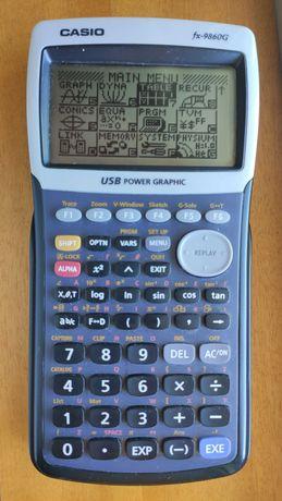 Calculadora Científica Casio FX-9860G