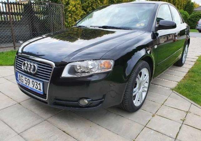 Audi a4 2005 год