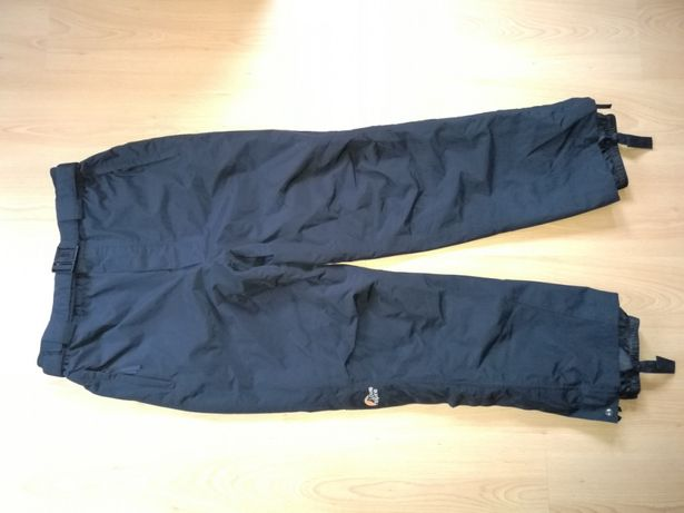 Spodnie narciarskie LOWE ALPINE roz.XL nieprzemakalne