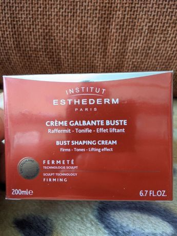 Institut Esthederm Bust Shaping Cream - ujędrniający balsam do biustu