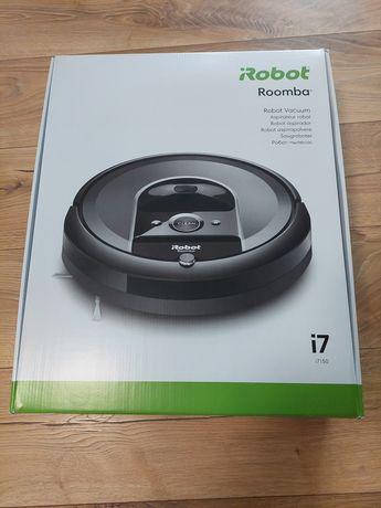 Irobot Roomba I7 z 5-letnią gwarancja !