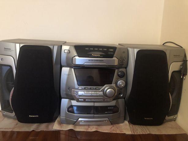 Продам музичний центр Panasonic SA-AK45