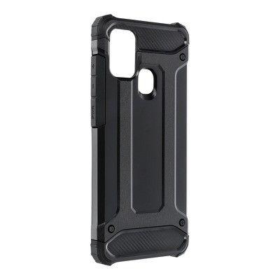 Capa Rígida/Semi Rígida Traseira Forcell Case Samsung Galaxy A21s Preto