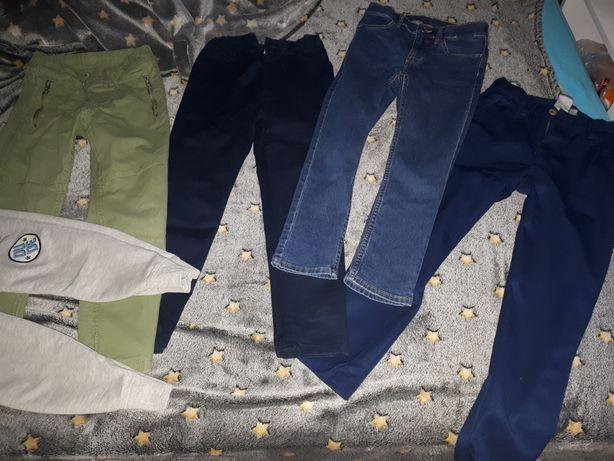 Zestaw spodni 128 Cool club H&M