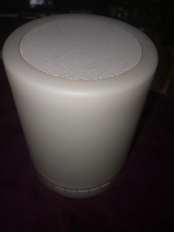 COLUNA PEAQ - Bluetooth Lautsprecher mit LED