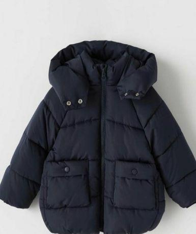 Курточка пуховик Zara