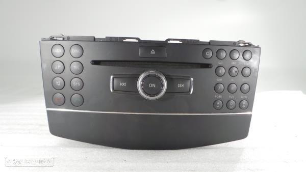 Auto-Rádio (Cd) Mercedes-Benz C-Class (W204)