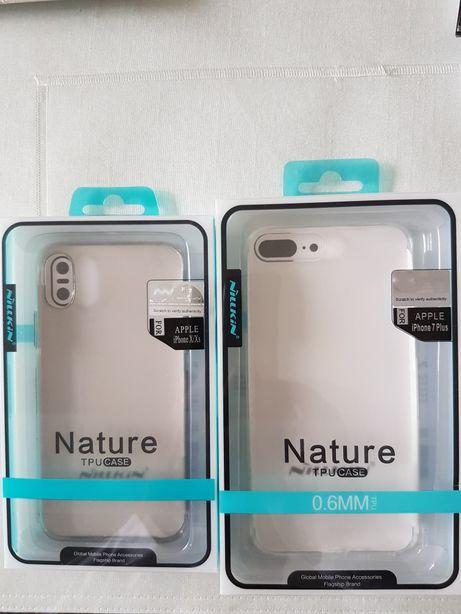 Obudowa, pokrowiec, case Iphone X, Iphone7 Apple