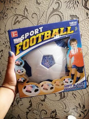 Элетро футбольный мяч, комнатная игра.