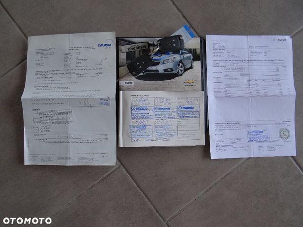 Chevrolet Cruze 1.8I 16V*141Km*Tylko 101Tyś/km*Jak Nowy*Bogata...