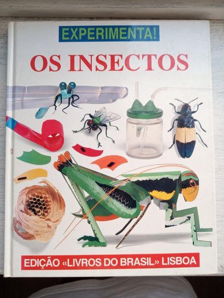 Livro Os Insectos experimenta