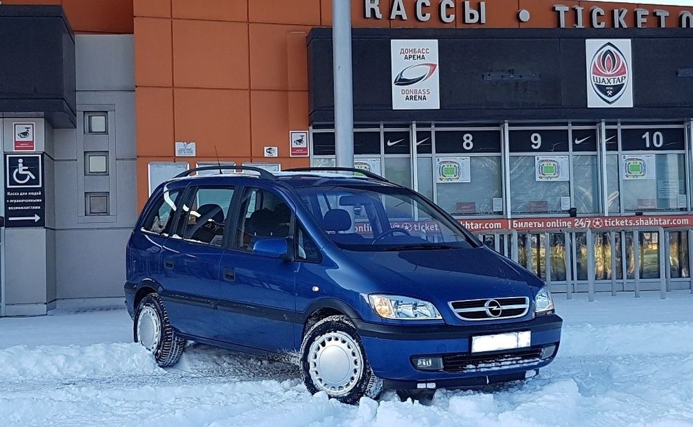 *** Opel Zafira *** Донецк - изображение 1