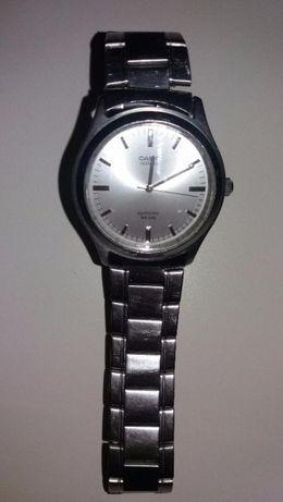 Zegarek męski CASIO wodoodporny szafirowe szkło