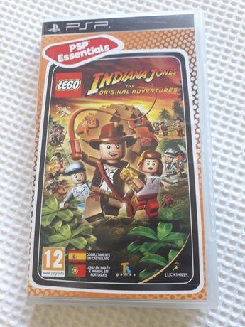 Lego Indiana Jones: The Original Adventures PSP