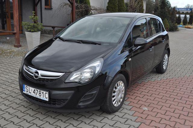 Opel Corsa D 2014 rok,1,2benzyna+fabryczny gaz,super stan,salon Polska