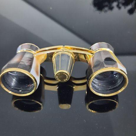 Okulary operowe niemieckie rodenstock elddis opernglas