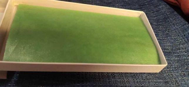 Cera gravada verde Technowax 0.50mm 1 caixa protese dentaria