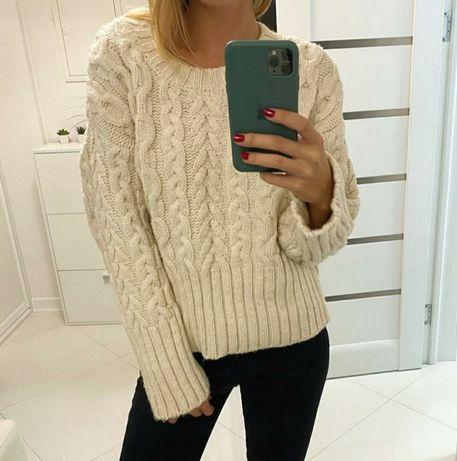 Шикарный свитер Zara