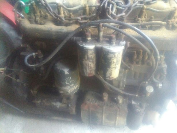Silnik 6 cylindrowy zetor ursus