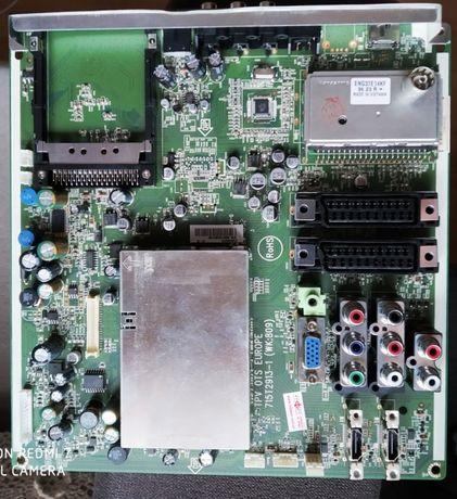 Nowa płyta główna do telewizora LCD 32 cali z tunerem i używaną Manta.