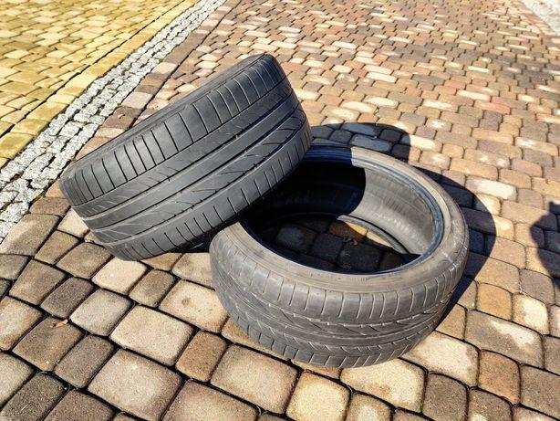 Opony Bridgestone Potenza RE050A 255/35 R18 Run on flat 2016r