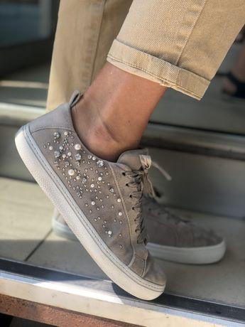Кеды кроссовки Zara