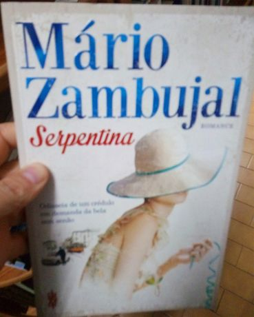 Mário Zambujal - Serpentina