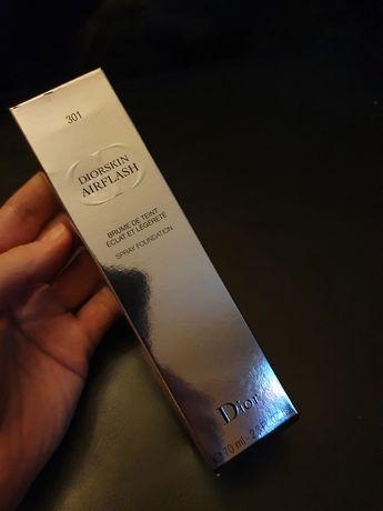 Dior Airflash odc 301 podkład w aerozolu efekt airbrush 70ml!!!