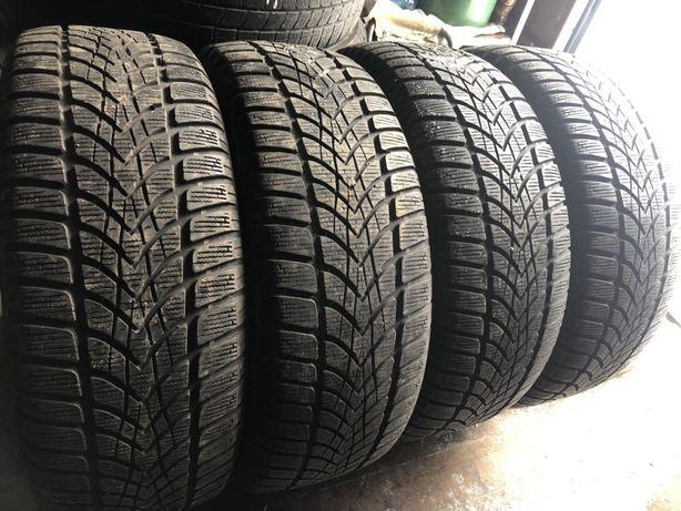 R16 205 55 шины бу зима Dunlop SpWinterSport4D комплект