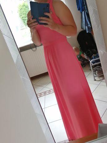 Sprzedam długa suknie