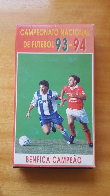 VHS Benfica 93-94