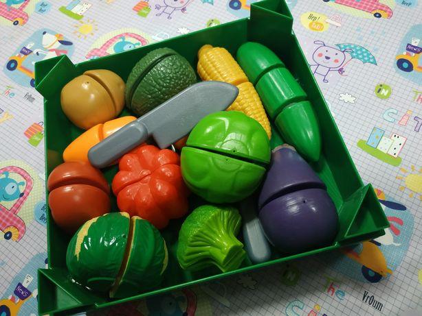 Нарезные овощи ELC