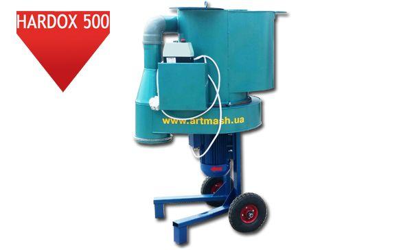 Измельчитель < 100 кг/час: зерно, сено (соломорезка, сенорезка
