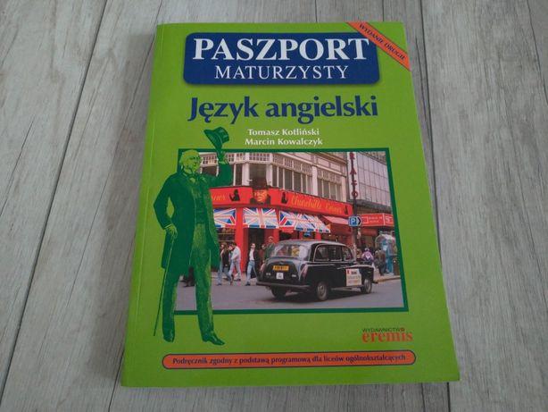 Repetytorium maturalne język angielski paszport maturzysty
