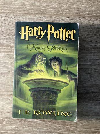 Harry Potter i Książę Półkrwi, Rowling