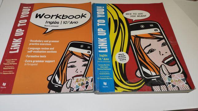 Livros escolares 10º ano