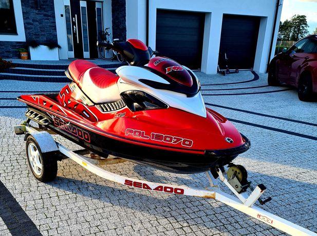 Skuter wodny sea doo RXP 215