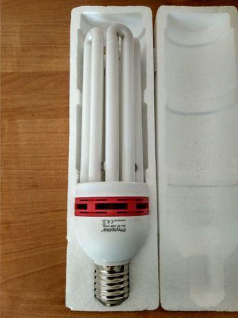 Lampa CFL 125W Phytolite DUAL + odbłyśnik uprawa grow warzywa zioła