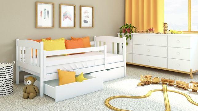 Łóżeczko pojedyncze dla dziecka HIT - Oliwia Premium