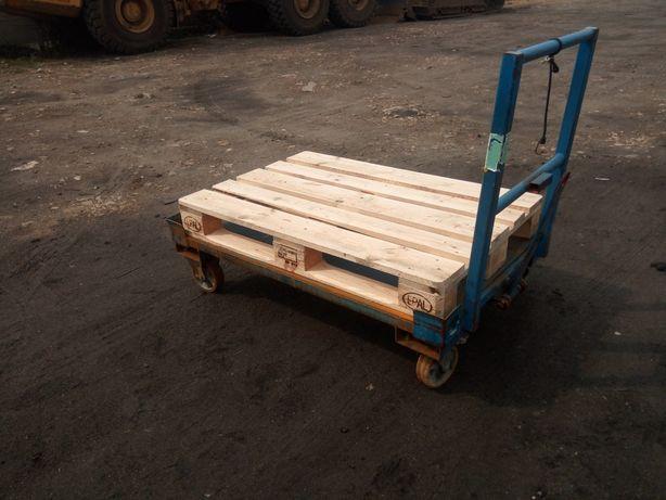 Wózek magazynowy platforma transportowa euro epal 1200x800