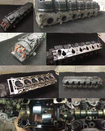 Головка блока/Гбц/Mercedes/w124/2.6/мотор м103