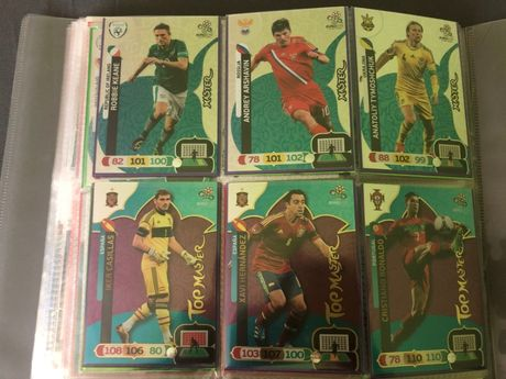 Album z kartami EURO 2012 *Okazja*
