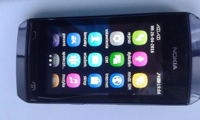 Sprzedam smartfon Nokia 305 z ładowarką nokia .