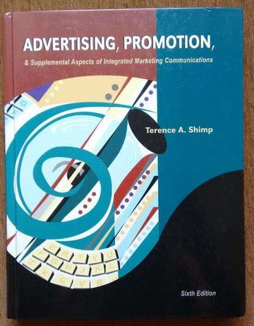 Marketing - Advertising, Promotion de Terence A. Shimp