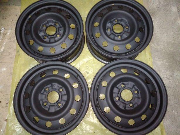 15 4x114,3 , ET 45 - Nissan - otwór centrujący 66,1 - średnica 6Jx15H2