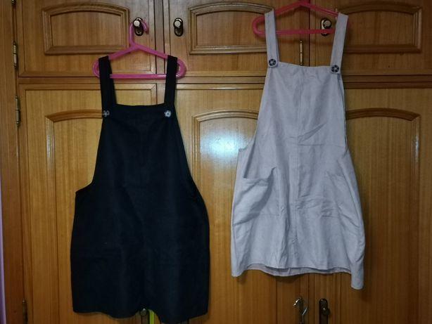 18 peças de roupa M/L/XL 45 euros todas