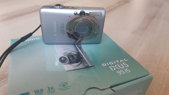 Aparat cyfrowy Canon Digital IXUS 95 IS