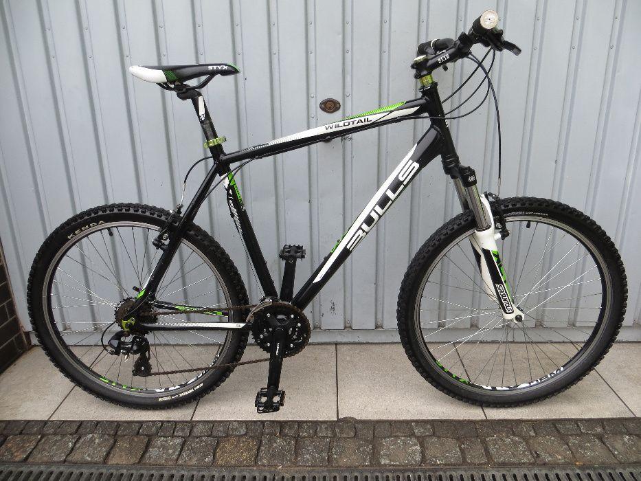 """Rower górski 26""""alu. - BULLS - 22 cal. Zielona Góra - image 1"""