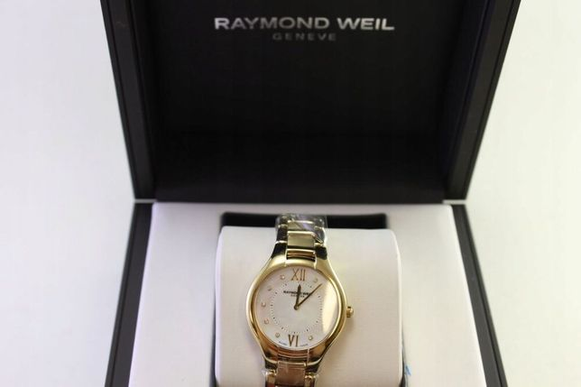 Часы швейцарские Raymond Weil Noemia, не Rolex, Rado