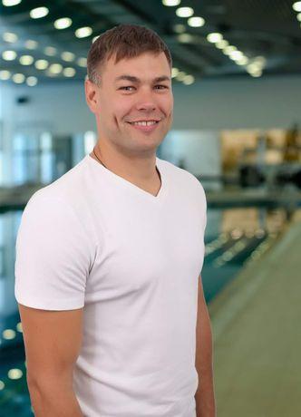 Персональный тренер по плаванию, Киев
